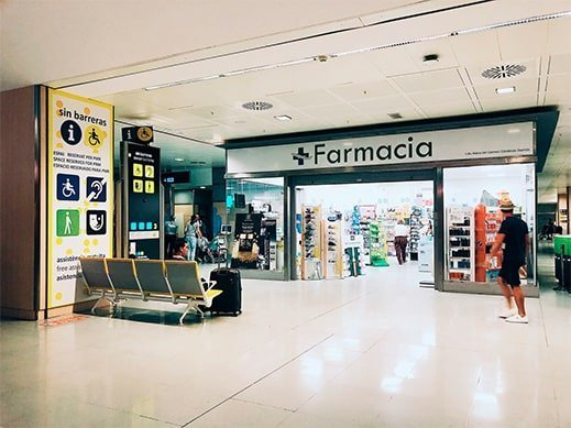 Farmacia Aeropuerto Ibiza