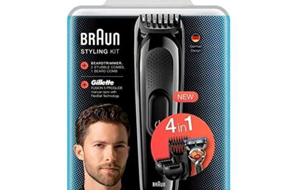 Kit de belleza para hombre | Braun