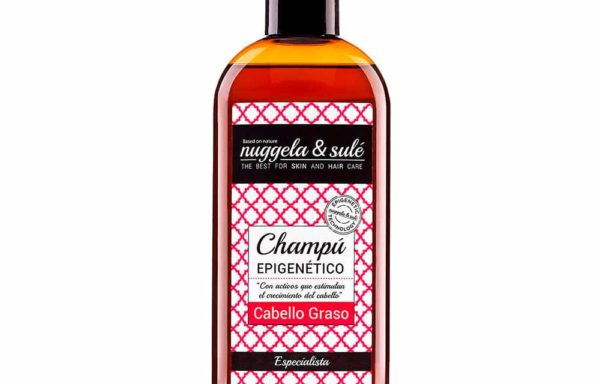 Champú Cabello Graso 250 ml   Nuggela & Sulé