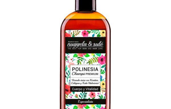 Champú Polinesia con keratina y colágeno 250 ml | Nuggela & Sulé
