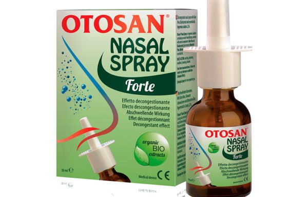 Spray Nasal Forte 30 ml | Otosan
