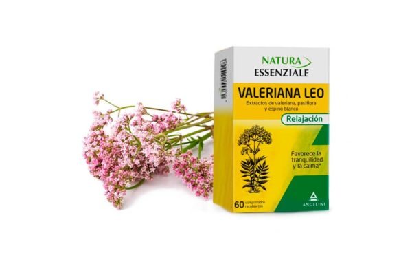Cápsulas Valeriana Leo | Angelini Natura