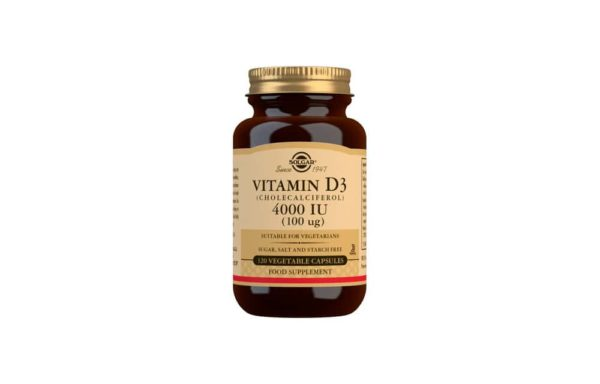 Vitamina D 4000 IU | Solgar